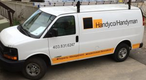 The Handyco Workvan